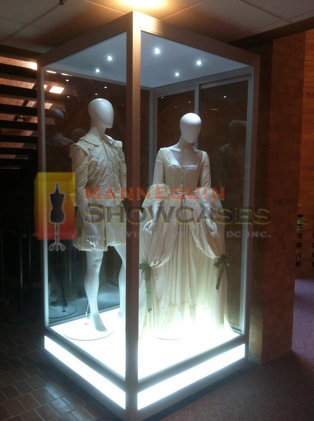 Mannequin Showcases For Exhibits Amp Events Mannequin